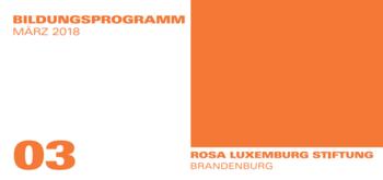 Die Linke Brandenburg Newsletter 082018 Die Linke